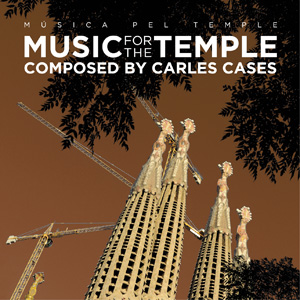 CD Music for the Temple 300